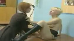 Russian Lesbian Redhead Teacher