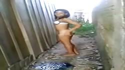 real amateur latina strip