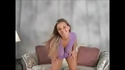 Christina Lucci Purple Bounce