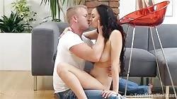 Andie Darling gets a creampie
