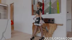Jules Jordan - Kimmy Granger Performs Maid Service On A Very Large Cock